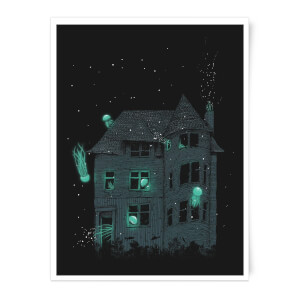 A New Home Art Print