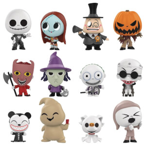 Funko Disney The Nightmare Before Christmas Mystery Minis x 1