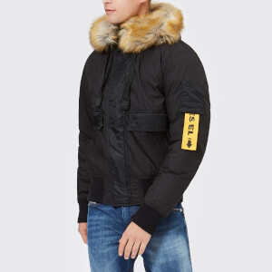Diesel Men's W-Burke Jacket - Black
