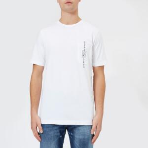 Diesel Men's T-Just Pocket T-Shirt - White