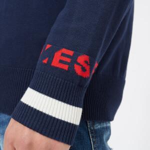 Diesel Men's K-Top Sweatshirt - Blue: Image 4
