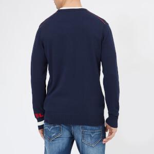 Diesel Men's K-Top Sweatshirt - Blue: Image 2