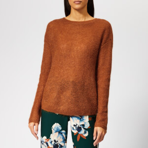 Gestuz Women's Molly Pullover Jumper - Gingerbread