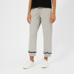 MM6 Maison Margiela Women's Trousers - Grey Melange