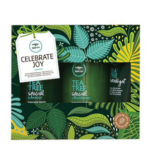Paul Mitchell Tea Tree Celebrate Joy Gift Set (Worth £41.30)
