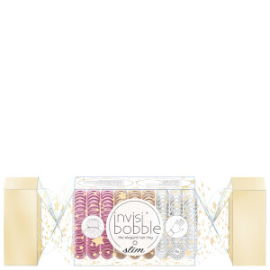 invisibobble TRIO Cracker Hair Tie Gift (Worth £17.97)