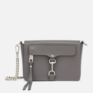 Rebecca Minkoff Women's Mab Flap Cross Body Bag - Shadow