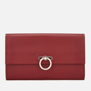 Rebecca Minkoff Women's Jean Clutch Bag - Scarlet