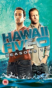 Hawaii Five-O: Series 1-8