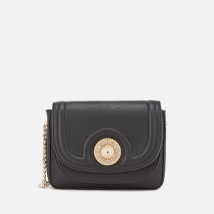 Versace Jeans Women's Mini Cross Body Bag - Black