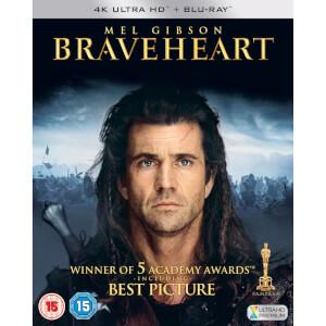 Braveheart 4K Ultra HD (Includes Blu-Ray)