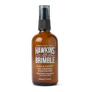 Hawkins & Brimble Natural Oil Control Moisturiser (100 ml)