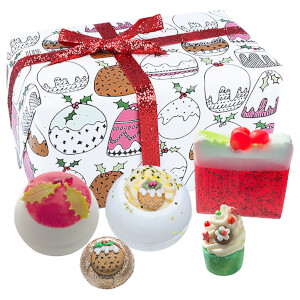 Bomb Cosmetics Figgy Pudding Gift Pack