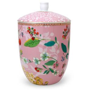Pip Studio Hummingbird Storage Jar - Pink