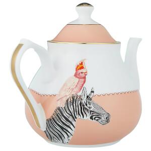 Yvonne Ellen Teapot - Pink