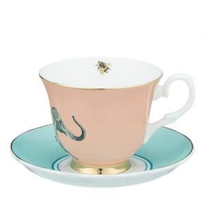 Yvonne Ellen Elephant Teacup - Pink