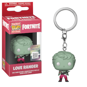 Porte-Clés Pocket Pop! Love Ranger Fortnite