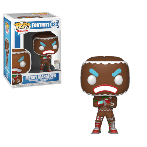 Fortnite Merry Marauder Pop! Vinyl Figur