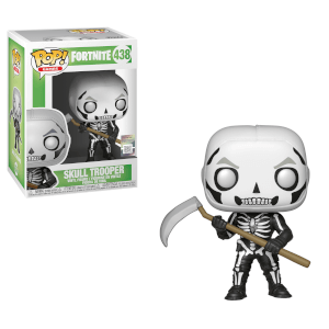 Figura Funko Pop! - Skulltrooper - Fortnite