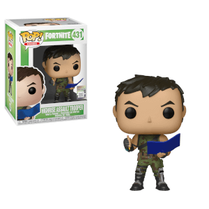 Fortnite Highrise Assault Trooper Pop! Vinyl Figur
