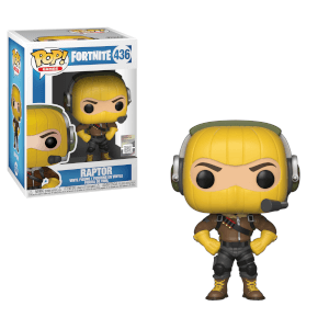 Figura Funko Pop! - Raptor - Fortnite
