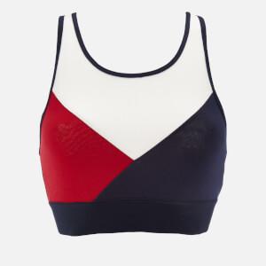 Tommy Hilfiger Women's Crop Top Bralette - Multi
