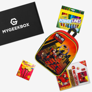 My Geek Box Back To School - Hero