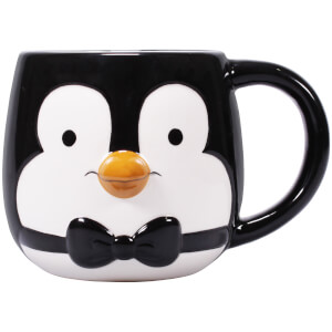 Mary Poppins 3D Shaped Mug - Penguin