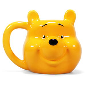 "Winnie the Pooh 3D ""Silly Old Bear"" Tasse"