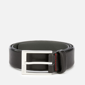HUGO Men's Gellot Belt - Black