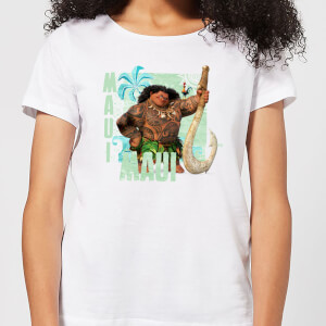 Moana Maui Women's T-Shirt - White