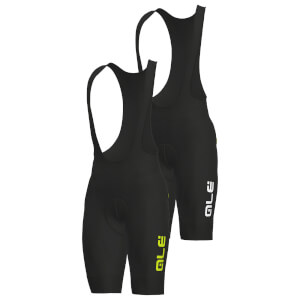 Alé Solid Winter Bib Shorts