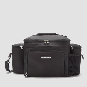 Meal Bag Holdall - Musta