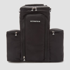 Meal Bag Back Pack - Black