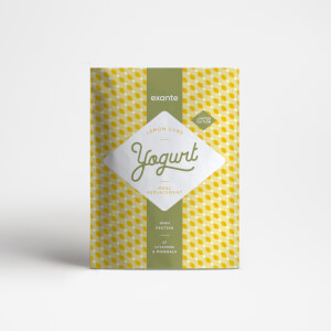 Meal Replacement Lemon Curd Yogurt - Box of 7