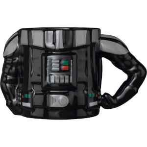 Meta Merch Star Wars 3D Darth Vader Tasse mit Henkel in Armform