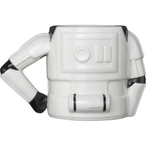Meta Merch Star Wars 3D Stormtrooper Tasse mit Henkel in Armform
