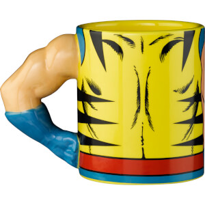 Meta Merch Marvel Wolverine Arm Mug
