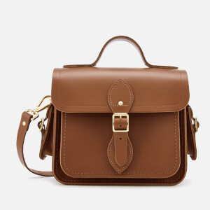 The Cambridge Satchel Company Women's Traveller Bag with Side Pockets - Bay