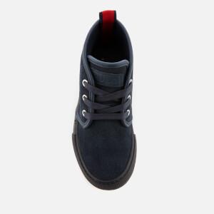 Polo Ralph Lauren Kids' Chett Suede Chukka Boots - Navy: Image 3