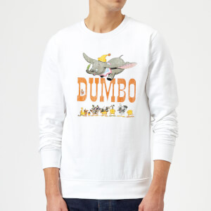 Sudadera Disney Dumbo The One The Only - Hombre - Blanco