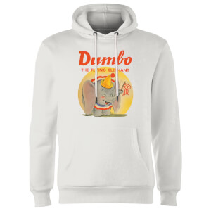 Sudadera Disney Dumbo Flying Elephant - Blanco