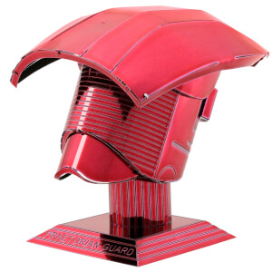Metal Earth Star Wars Elite Praetorian Guard Helmet 3D Metal Model Kit