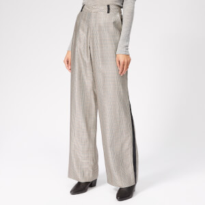 Gestuz Women's Callie Pants - Check