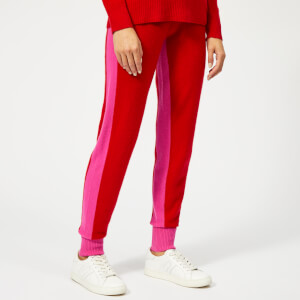 Madeleine Thompson Women's Rosalind Pants - Pink/Red