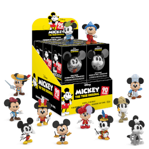 Funko Disney Mickey's 90th Mystery Vinylfiguren x 1