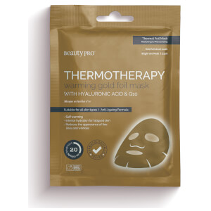 Masque en Feuille d'Or THERMOTHERAPY BeautyPro 30 g
