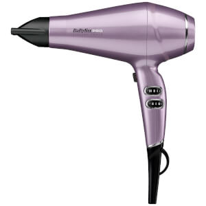 BaByliss PRO Keratin Lustre Hair Dryer - Lilac Silk