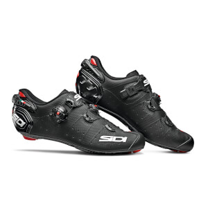 Sidi Wire 2 Carbon Matt Road Shoes - Matt Black