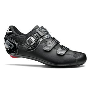 Sidi Genius 7 Road Shoes - Shadow Black
